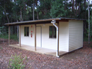 Camp Ground Cabins